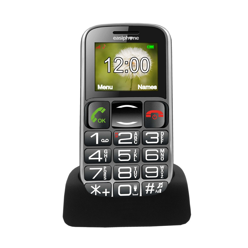 Big button easy to use phones Easiphone Big Button Mobile ...